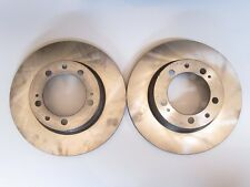 Porsche 911 Carrera 911 Carrera 2 & 911 Carrera 4 New Bendix Front Brake Rotors