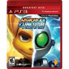 Ratchet And Clank Future: A Crack In Time PlayStation 3 Very Good 4Z