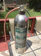 American LaFrance Water Fire Extinguisher PCW Seris 2 Stainless Steel Class A