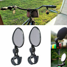 2/4/8Pcs Mini Rotaty Handlebar Glass Rear view Mirror for Road Bike Bicycle Best