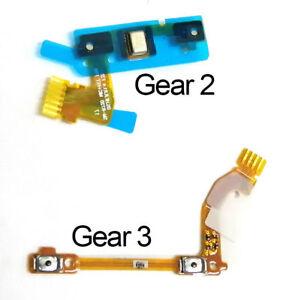 New Power Button Side Flex Cable for Samsung Watch Gear 2 Gear2 Gear 3 Gear3