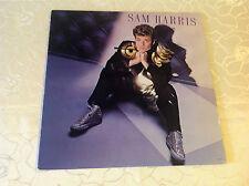"""SAM HARRIS (LP) -> """"SAME"""" [US / 1984 / MOTOWN]"""