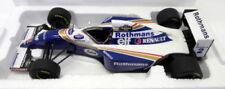 Coches de Fórmula 1 de automodelismo y aeromodelismo Williams Renault de escala 1:18