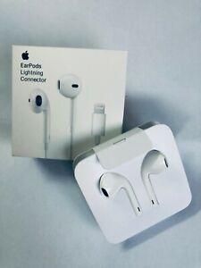 New Apple Lightning EarPods For iPhone 7 8 X XS 11 12 Max Headphones EarPhones