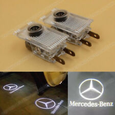 2x LED Door Shadow Welcome Courtesy Projector Light for Mercedes² E320 W210