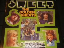 SWEET   Golden Greats LP unplayed sealed