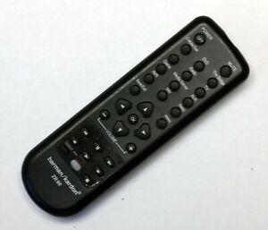 Original Harman Kardon ZR60 Fernbedienung Remote Control
