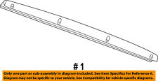Ram CHRYSLER OEM 17-18 1500-Spoiler Kit 68316557AA