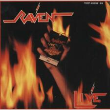 Raven - Live At The Inferno NEW CD