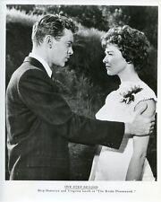 SKIP HOMEIER VIRGINIA LEITH PROFILE ONE STEP BEYOND ORIGINAL 1961 ABC TV PHOTO