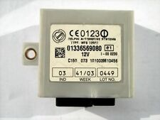 Delphi Wegfahrsperre Box Key Selbst codierung Wartung 01336569080 Ducato/Relais/