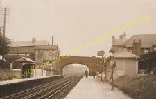 Orrell Park Railway Station Photo. Liverpool - Aintree. Maghull Line. L&YR. (5)