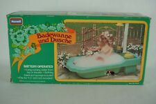Maxwell deluxe bathtub with shower Barbie teenage doll playset MIB 70's