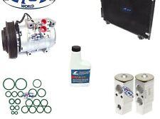 A/C Compressor and Condenser Kit Fits Toyota Corolla Matrix 2005-2008 1.8L 77391