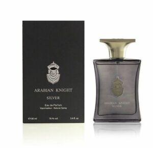 Arabian Knight Silver   Eau De Parfum 100ml   by Arabian Oud