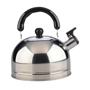 Bouilloire à thé sifflante - Théière en acier inoxydable de qualité
