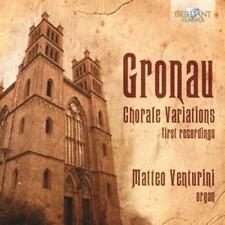 Venturini,Matteo - Chorale Variations-First Recordings /4
