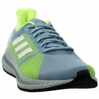 adidas Solar Blaze  Casual Running  Shoes - Blue - Womens