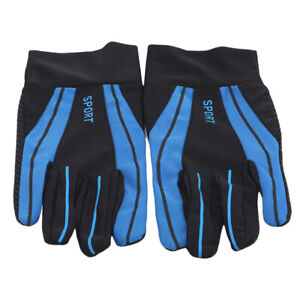 Bicycle Gloves Full Finger Touch Screen MTB Gloves Breathable Summer Mittens YG