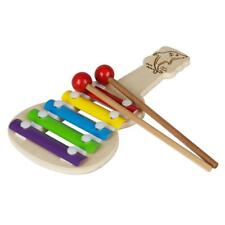 Xylophone Wooden Knock Toy Gifts Early Educational Toy Kid Child Instrument Set