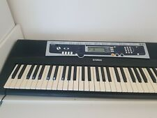 Yamaha YPT-210 Electric Keyboard Piano  Full Working