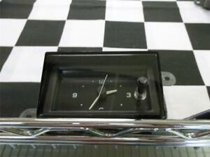 1977 1978 1979 Oldsmobile Delta 88 Regency 98 Clock