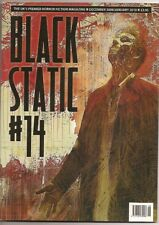 Black Static #14 2010. British horror mag. Paul Finch, Christopher Fowler