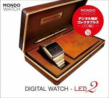 Mondo Watch Digital Watch -Led2: By Hamano, Takaharu