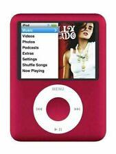Apple iPod Nano 3rd Generation (PRODUCT) RED (8GB)