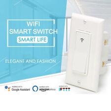 Smart Electric Switch 110-220v Remote Control Wifi Light For Alexa Google Home