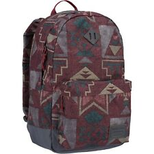 Burton Kettle Pack Backpack Back Book Bag Canyon Print