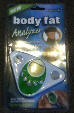 IlluminX  Body Fat Analyzer - NIP