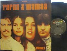 ► Mamas & Papas - Papas & Mamas  (Dunhill 50031) (Rare non-French door gatefold)