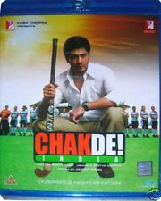 Chak De India (Shahrukh Khan, Vidya, Shilpa) - Bollywood Blu-Ray