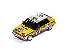 Ixo Models 1:43 RAC 102 Lancia Delta HF 4WD #15 RAC Rally 1987 NEW