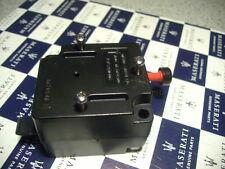 Crashschalter Crashsensor MASERATI Biturbo Modelle 313330135 Benzin STOP