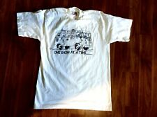 Vintage 1992 Grateful Dead T-Shirt Men's Large Lucky Dog One Show At A Time