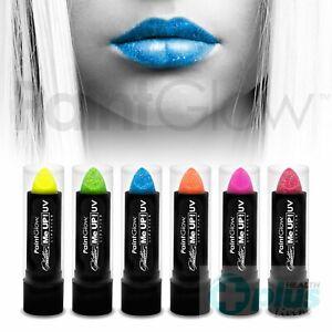 Paintglow UV Neon Glitter Lipstick 5g