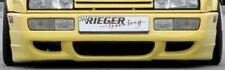 Rieger Frontspoileransatz schwarz matt für VW Corrado (53I): 88-95
