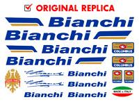 Bianchi Decals Stickers Bicycle Vinyl Graphics Set Autocollant Aufkleber Adesivi
