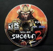 Total War: Shogun 2 - DISC 1 ONLY (PC, 2011)