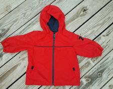 United Colors of Benetton child's Rain Windbreaker Jacket coat Italy 12 Months