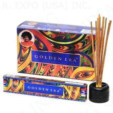 GOLDEN ERA Nag Champa Newest Incense by SATYA one box 15g *Free Shipping*