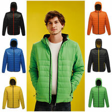Regular Size Waist Length Quilted Coats & Jackets for Men