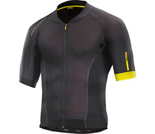 Mavic Cosmic Ultimate Bike Jersey Black Medium