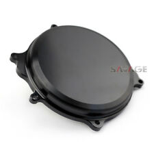 Engine Outer Black Clutch Cover For SUZUKI DR-Z 400SM 2005-2017 DR-Z 400S 00-17