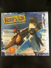 Surf's Up : The Art and Making of a True Story by Cody Maverick (2007) Al4