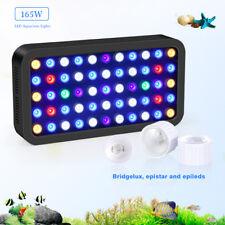 WIFI 165W LED Aquarium Light Full Spectrum Freshwater Reef Coral Lamp NEW