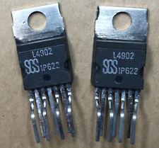 2 X SGS L4902 IC