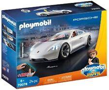 PLAYMOBIL The Movie Rex Dasher's Porsche Mission E [Model Toy Car Children] NEW